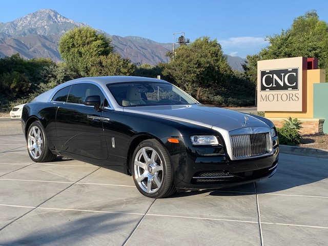 Rolls-Royce Wraith 2014 $169999.00 incacar.com