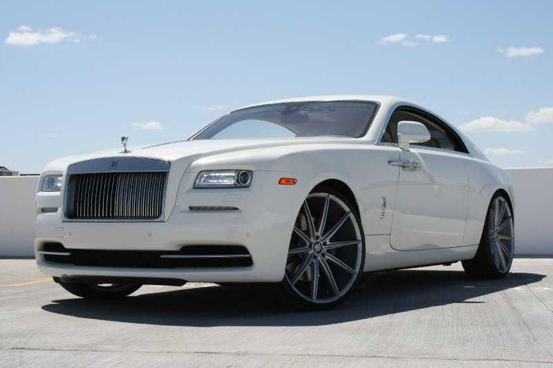 Rolls-Royce Wraith 2014 $165950.00 incacar.com