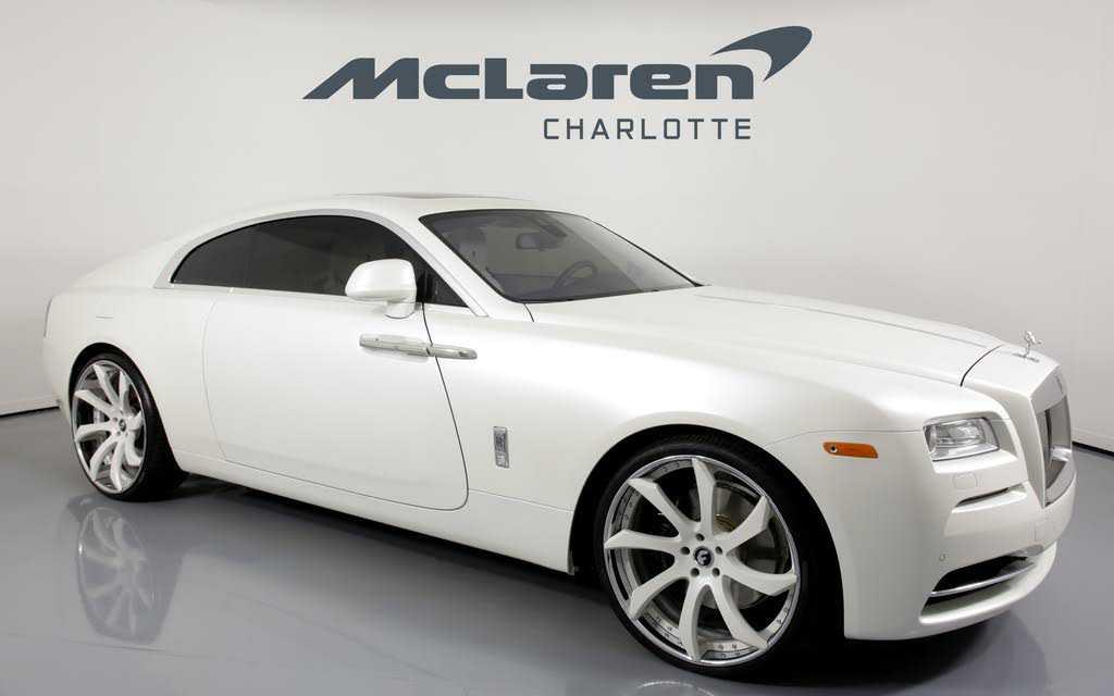 Rolls-Royce Wraith 2014 $182996.00 incacar.com
