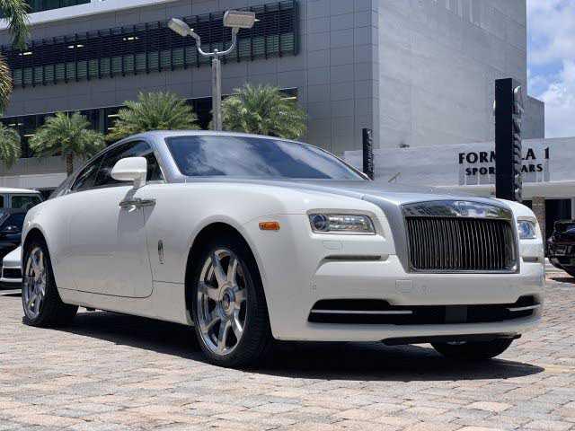 Rolls-Royce Wraith 2014 $169800.00 incacar.com