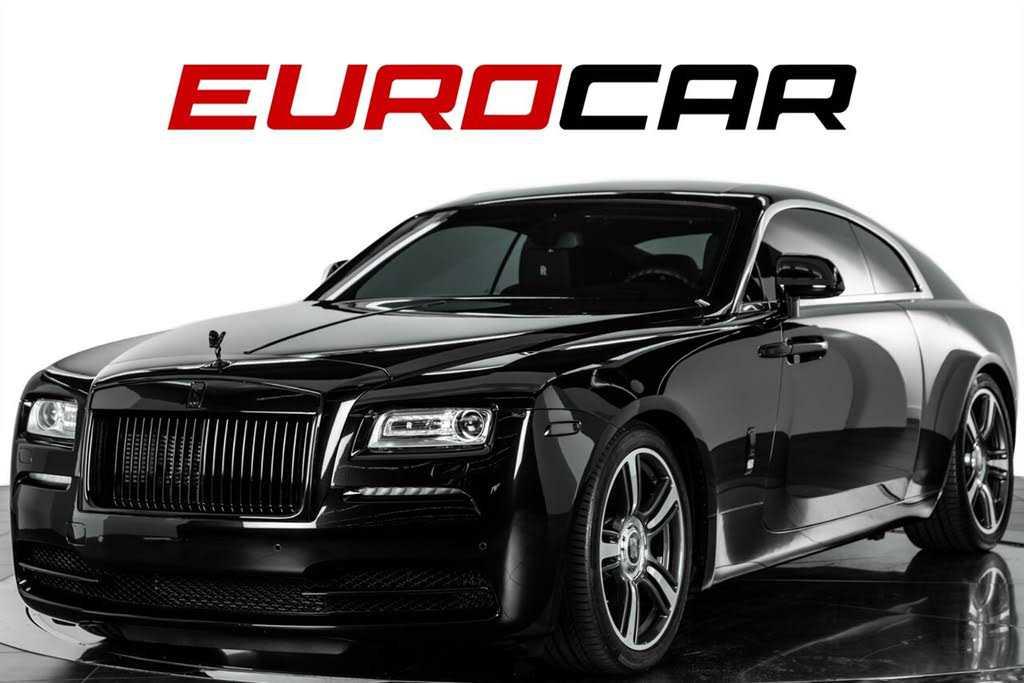 Rolls-Royce Wraith 2015 $199999.00 incacar.com