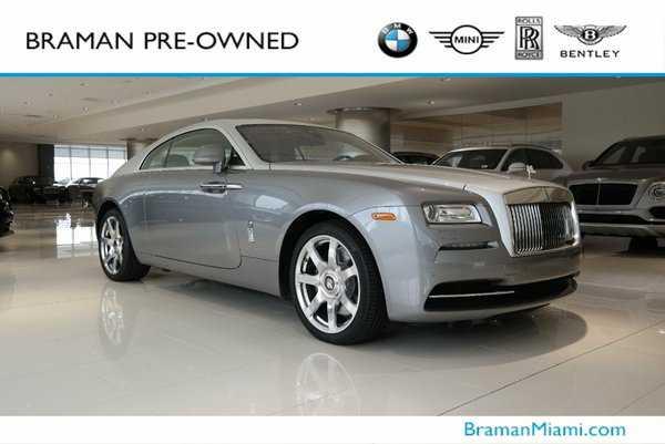 Rolls-Royce Wraith 2015 $194850.00 incacar.com