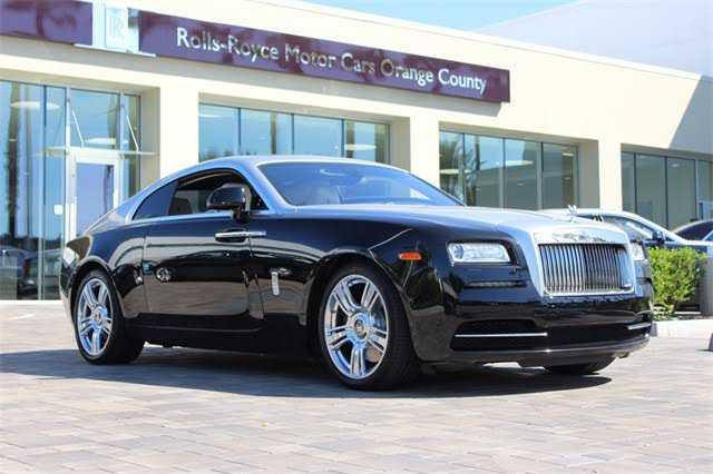 Rolls-Royce Wraith 2015 $217880.00 incacar.com