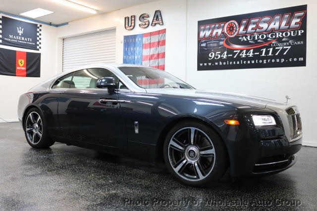 Rolls-Royce Wraith 2015 $205995.00 incacar.com