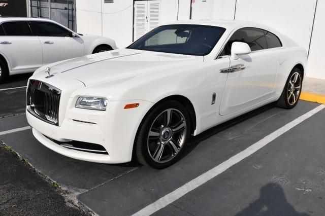 Rolls-Royce Wraith 2015 $214950.00 incacar.com