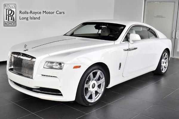 Rolls-Royce Wraith 2015 $204900.00 incacar.com