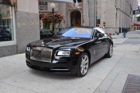 Rolls-Royce Wraith 2015 $229800.00 incacar.com