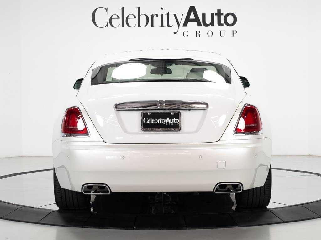 Rolls-Royce Wraith 2016 $288500.00 incacar.com