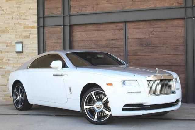 Rolls-Royce Wraith 2016 $211988.00 incacar.com