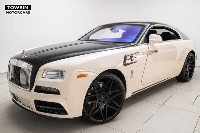 Rolls-Royce Wraith 2016 $279900.00 incacar.com