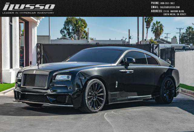 Rolls-Royce Wraith 2016 $229000.00 incacar.com