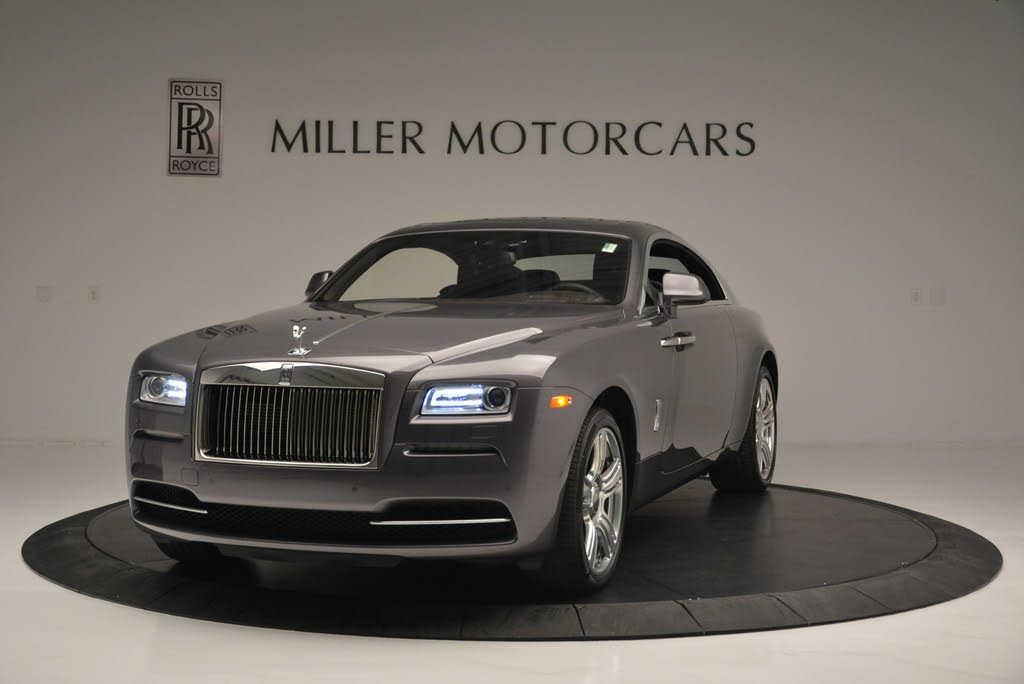 Rolls-Royce Wraith 2016 $238900.00 incacar.com