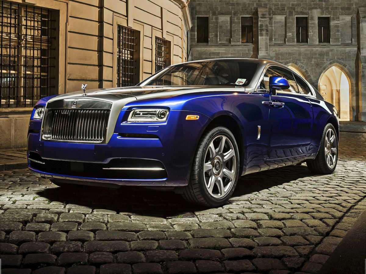 used Rolls-Royce Wraith 2016 vin: SCA665C58GUX85925