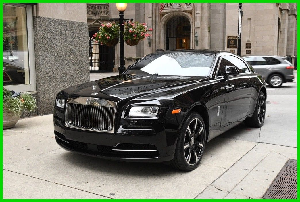 Rolls-Royce Wraith 2016 $268900.00 incacar.com