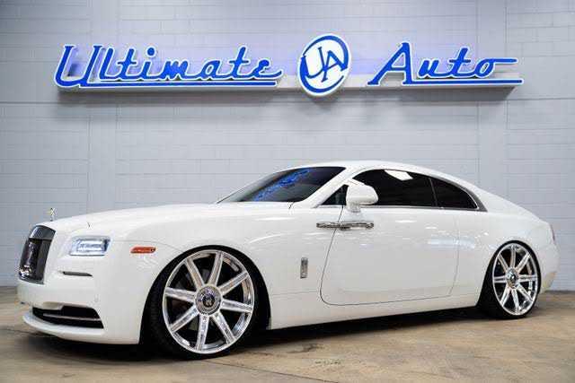 Rolls-Royce Wraith 2016 $259000.00 incacar.com
