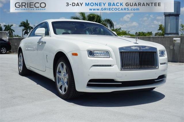 Rolls-Royce Wraith 2016 $171500.00 incacar.com