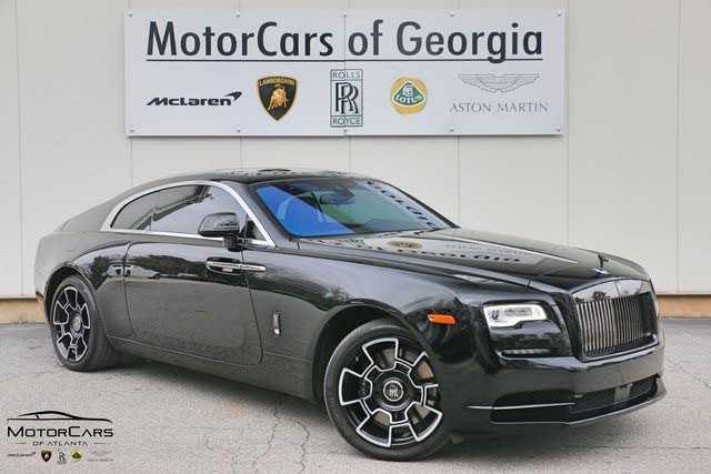 Rolls-Royce Wraith 2017 $299988.00 incacar.com