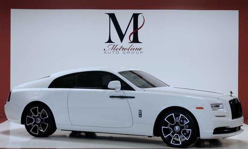 Rolls-Royce Wraith 2017 $239996.00 incacar.com