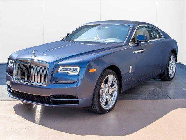 used Rolls-Royce Wraith 2017 vin: SCA665C55HUX86760