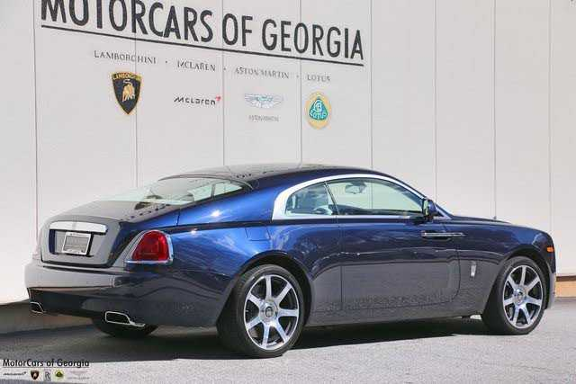 Rolls-Royce Wraith 2017 $272500.00 incacar.com