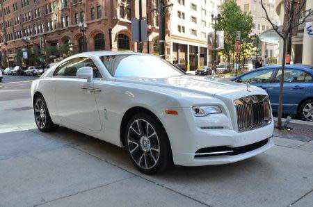 Rolls-Royce Wraith 2017 $278900.00 incacar.com