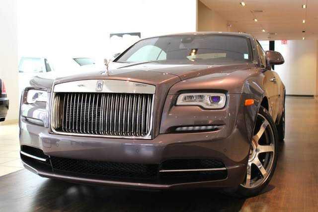 Rolls-Royce Wraith 2017 $278888.00 incacar.com