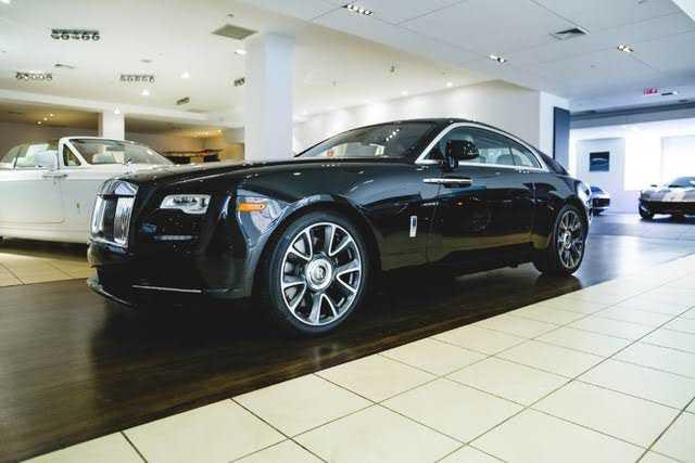 Rolls-Royce Wraith 2017 $283888.00 incacar.com