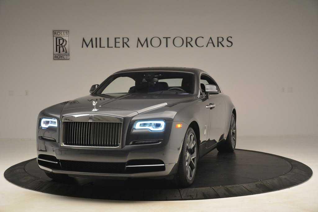 Rolls-Royce Wraith 2018 $289900.00 incacar.com