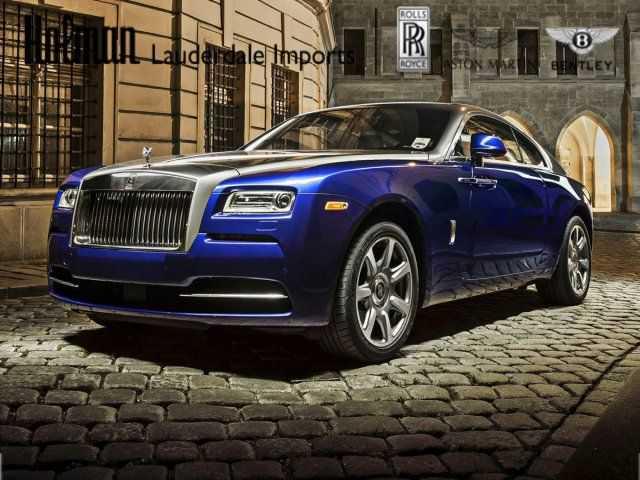 Rolls-Royce Wraith 2018 $422625.00 incacar.com