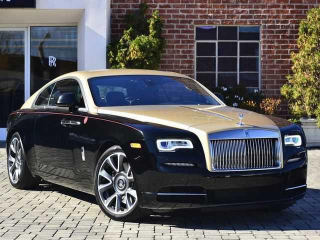 Rolls-Royce Wraith 2019 $435375.00 incacar.com