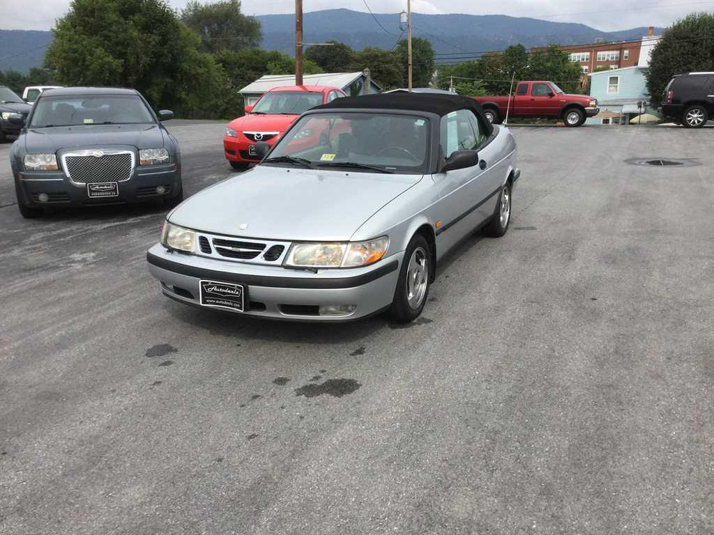 Saab 9-3 1999 $4995.00 incacar.com