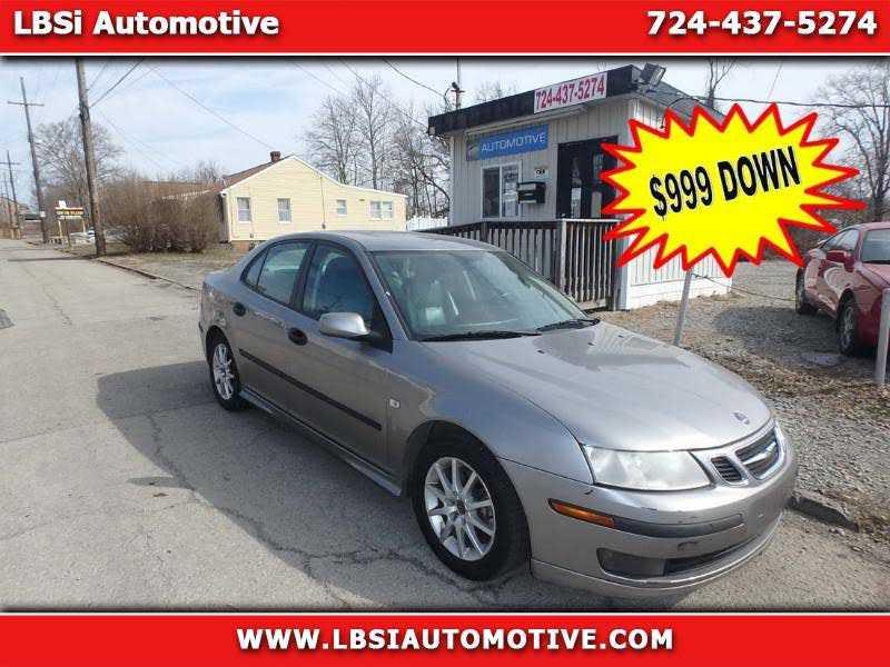 Saab 9-3 2005 $1499.00 incacar.com
