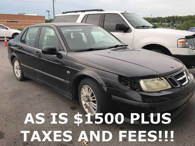 Saab 9-5 2005 $1300.00 incacar.com