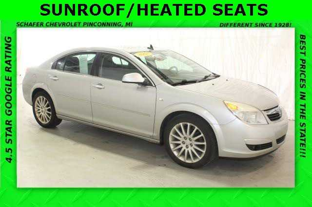used Saturn Aura 2008 vin: 1G8ZV57798F158686