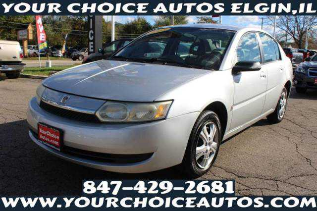 Saturn Ion 2003 $2799.00 incacar.com