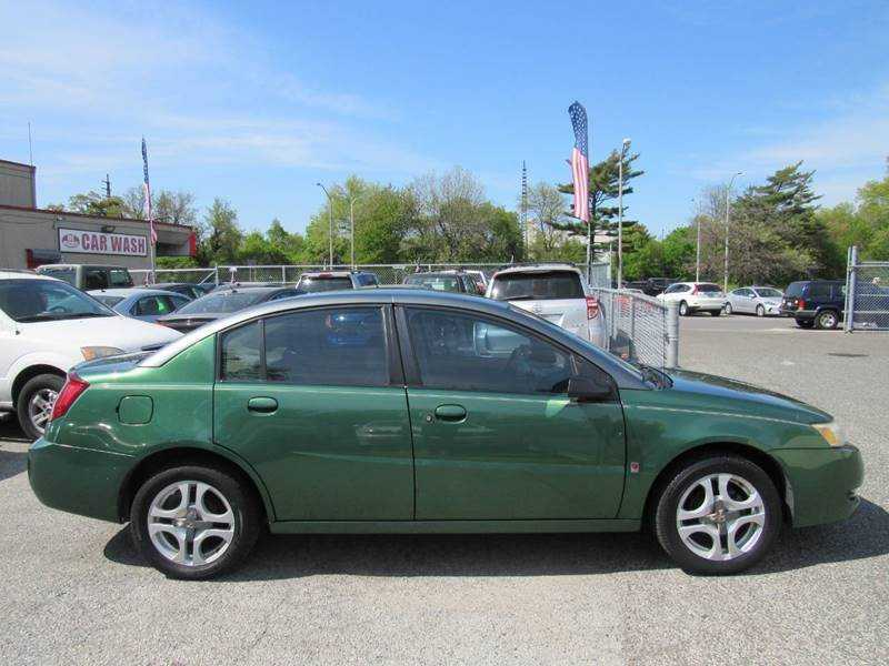 Saturn Ion 2003 $1500.00 incacar.com