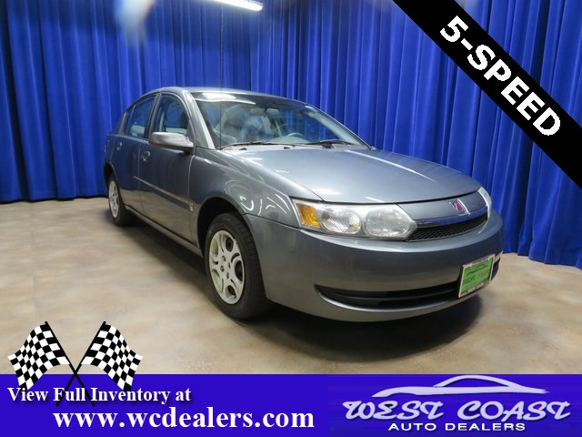 Saturn Ion 2004 $3495.00 incacar.com