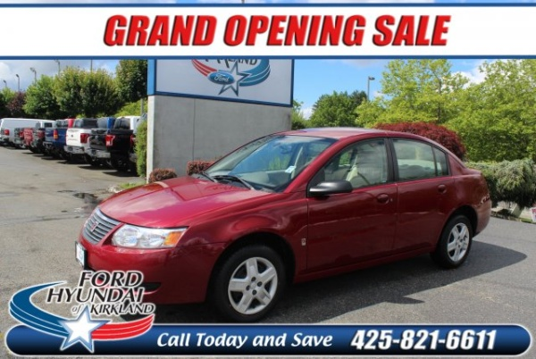 used Saturn Ion 2007 vin: 1G8AJ55F87Z158839