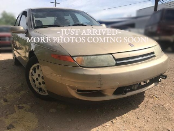 Saturn LS 2002 $2483.00 incacar.com