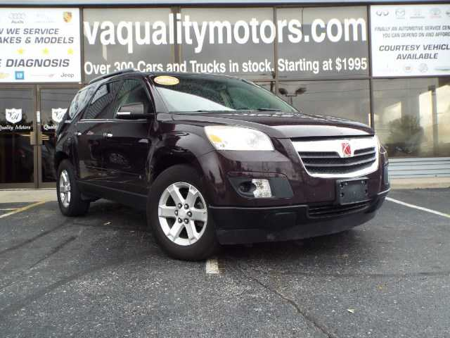 used Saturn Outlook 2008 vin: 5GZER237X8J110283