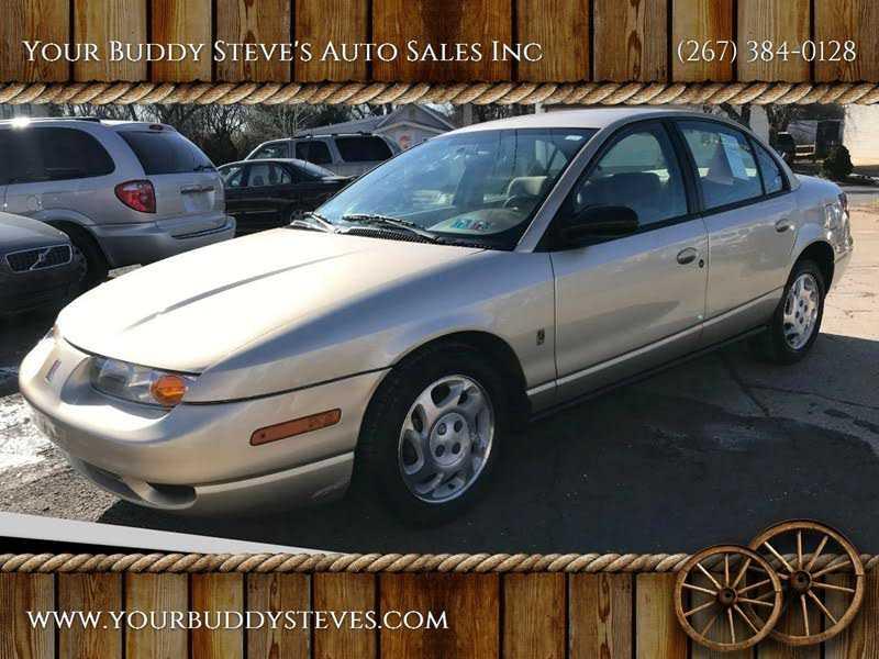 Saturn S-Series 2000 $1900.00 incacar.com