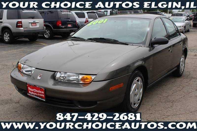 Saturn S-Series 2001 $1999.00 incacar.com