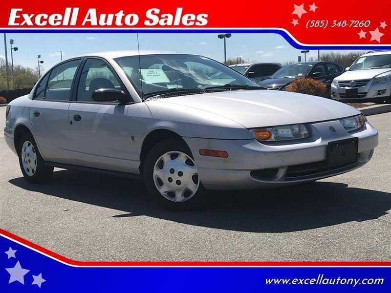 Saturn S-Series 2001 $3490.00 incacar.com