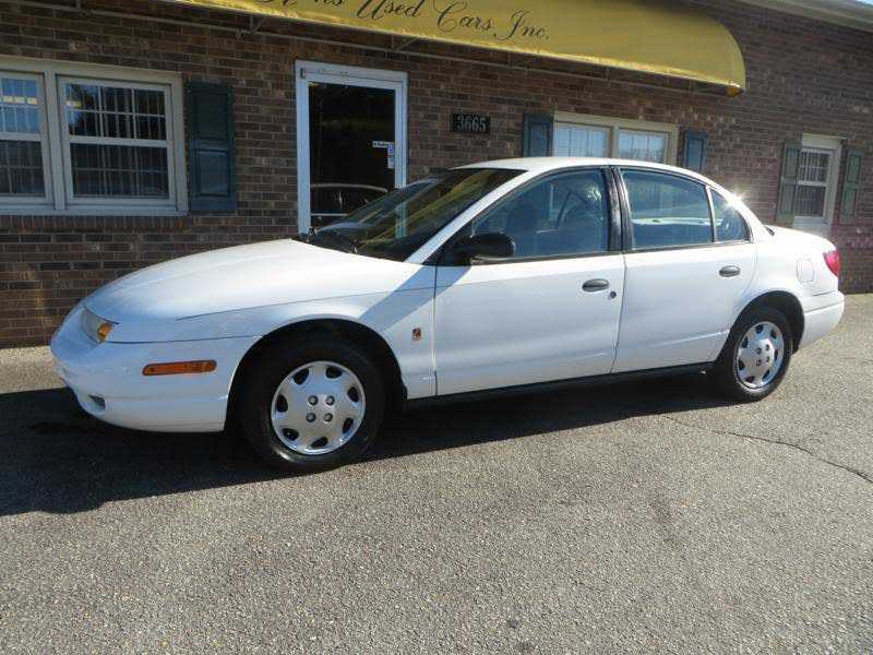 Saturn S-Series 2002 $3988.00 incacar.com