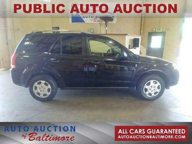used Saturn Vue 2006 vin: 5GZCZ33D26S871805