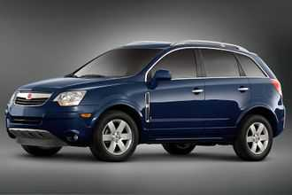 used Saturn Vue 2008 vin: 3GSCL33P18S615874