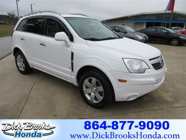 used Saturn Vue 2008 vin: 3GSCL53728S704235