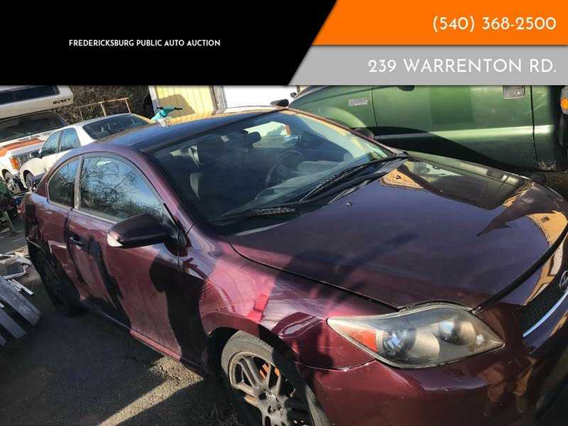 Scion tC 2006 $500.00 incacar.com
