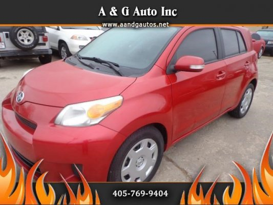 Scion xD 2009 $7495.00 incacar.com