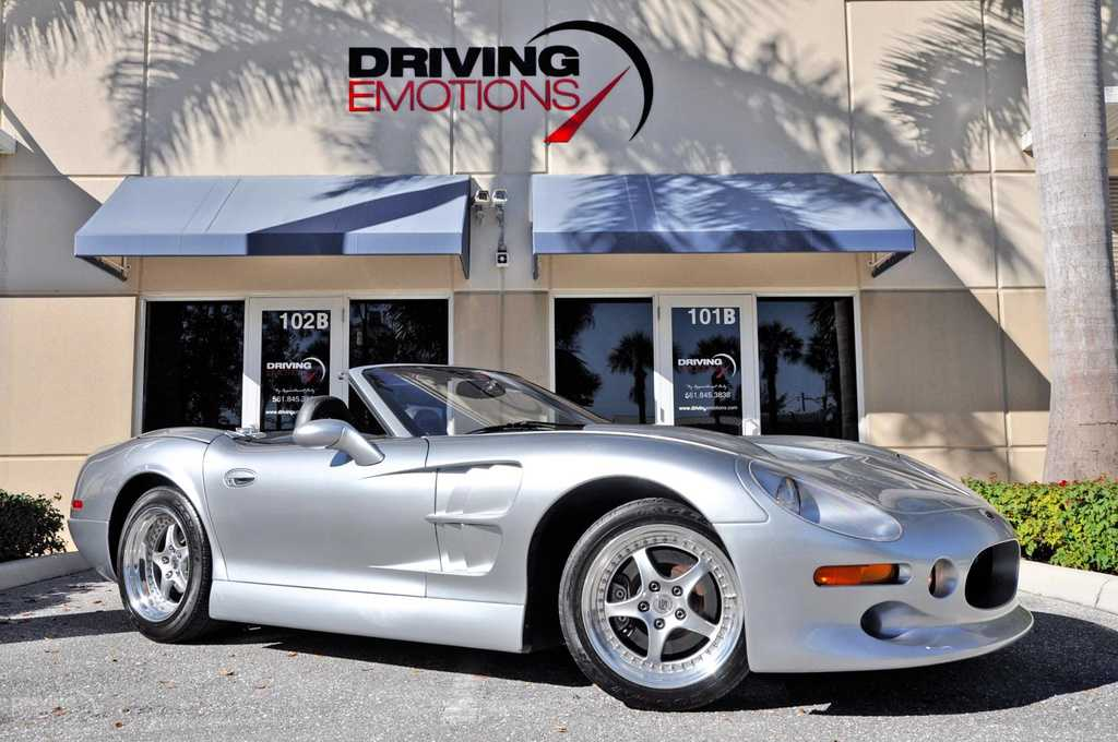 Shelby Series 1 1999 $98900.00 incacar.com